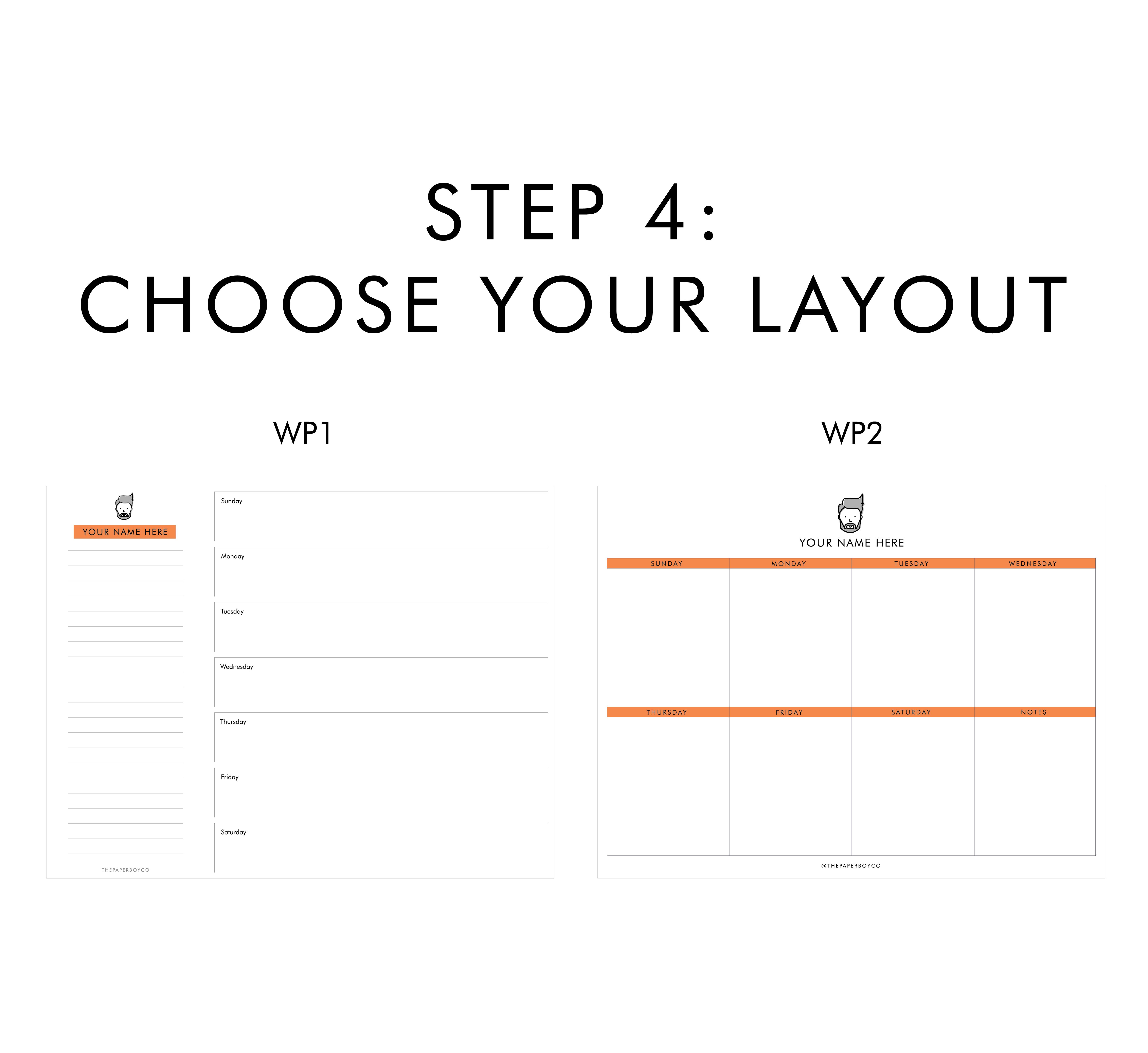 Make Your Own Icon – Calendar